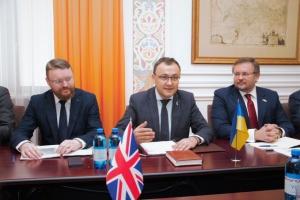 Après le Brexit : l'Ukraine et la Grande-Bretagne entament des négociations officielles sur un accord bilatéral