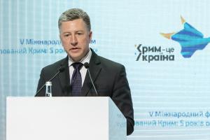 Курт Волкер, колишній спецпредставник США в переговорах по Україні