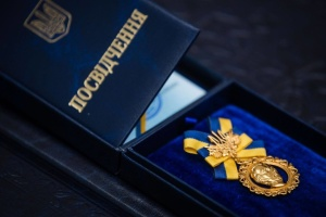 Оголошення імен лауреатів Шевченківської премії