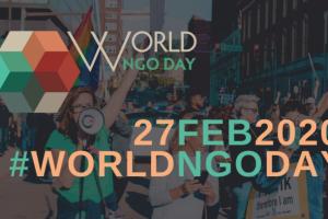 Aujourd'hui marque la Journée Mondiale des Organisations Non Gouvernementales (ONG)