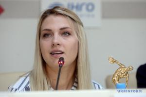 Шаблістка Ольга Харлан отримала рекордну відзнаку НОК України