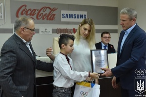 В Олимпийском доме наградили лучших спортивных журналистов Украины