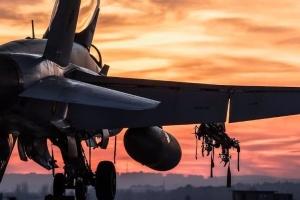 В Испании упал военный самолет - третий за последние полгода