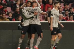 El Shakhtar empata ante el Benfica y avanza a los octavos de la final de la UEFA Europa League