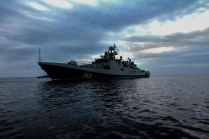 Россия отправила в Сирию два фрегата с крылатыми ракетами