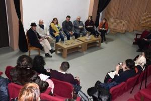 Союз українців Румунії провів у Ясах мовний симпозіум і виставку