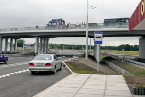 На баланс Києва передали ділянки Окружної дороги