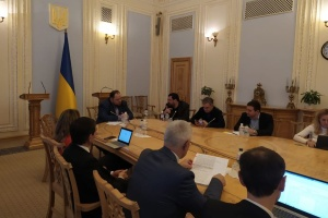 Робоча група ВР схвалила законопроєкт про всеукраїнський референдум