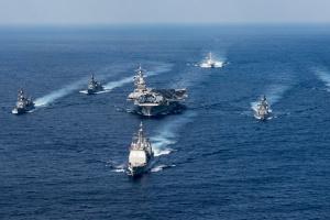 ВМС США ввели карантин для своїх кораблів через коронавірус
