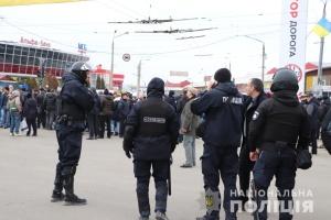 """У Харкові затримали 55 осіб, причетних до сутичок на """"Барабашово"""""""