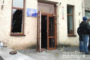 """""""Штурм"""" Жмеринської міськради: поліція оголосила 19 підозр"""
