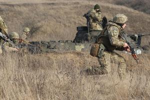 Оккупанты накрыли минометным огнем позиции ВСУ под Ореховым