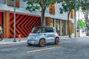 Citroën представил бюджетный электрокар
