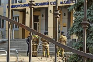 В суде Одессы обвиняемый угрожал гранатой и взял двух судей в заложники