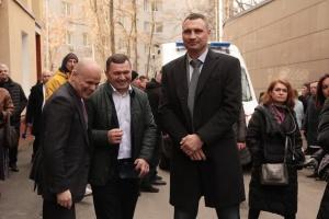 В Киеве обустроили семь баз для госпитализации в случае выявления коронавируса