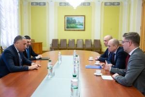 Заступник Єрмака обговорив з главою Адміністрації Президента Естонії підготовку цифрового форуму