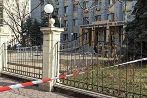 """""""Граната"""" и заложники в суде: одесская полиция рассказала об инциденте"""