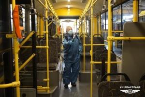 В Киеве ежедневно дезинфицируют транспорт - Кличко