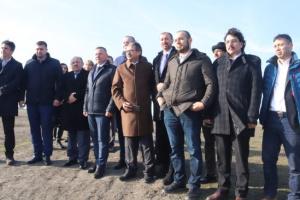 Турецькі фахівці обирають на Херсонщині місця під будівництво житла для переселенців