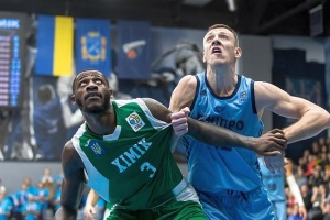 Суперліга: «Дніпро» перемогло «Хімік»