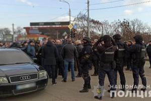 """У Харкові 56 учасникам сутичок на """"Барабашово"""" повідомили про підозру"""