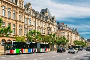 В Люксембурге ввели бесплатный общественный транспорт