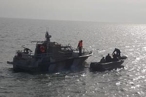 В Україну повернулися рибалки, затримані ФСБ в Азовському морі