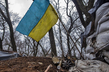 Russian-led forces violate ceasefire in Donbas 12 times