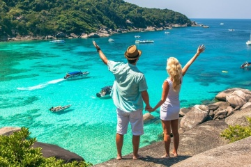 Record number of Ukrainian tourists visit Thailand in 2019