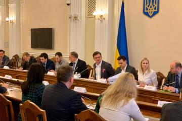 Ukraine braucht Großprojekte mit China