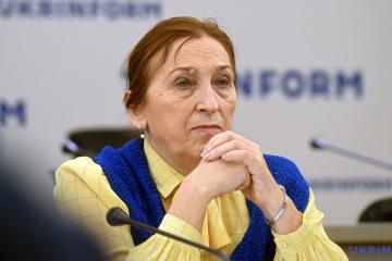 Bekannte Meinungsforscherin Iryna Bekeschkina ist tot