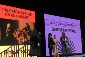 Ukrainian director wins award at Sundance Film Festival