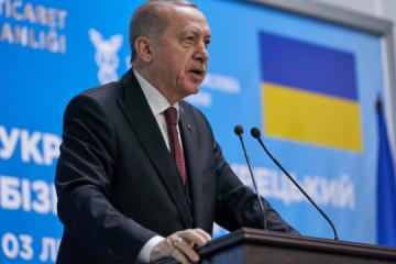 Erdogan über Freihandelsabkommen mit der Ukraine: Bald werden wir gute Nachrichten mitteilen können