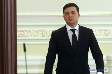 Zelensky expresses support to Chinese citizens fighting coronavirus