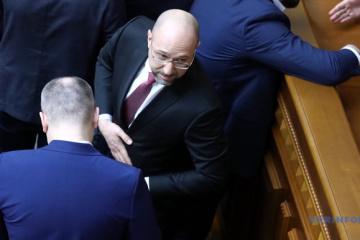 Wasserlieferung auf die besetzte Krim: Regierungschef stellt klar