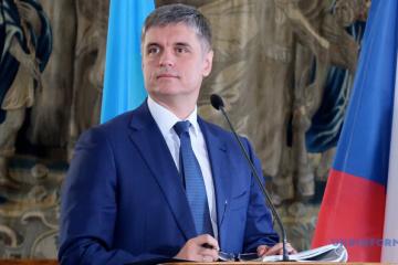 Vadym Prystaiko espère un grand échange de «tous pour tous»