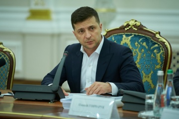 Zelensky introduces new head of Lviv Regional State Administration