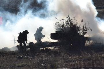Donbass: Les troupes russes déploient des mortiers lourds