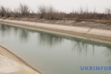 L'Ukraine ne rétablira pas l'approvisionnement en eau de la Crimée avant la désoccupation