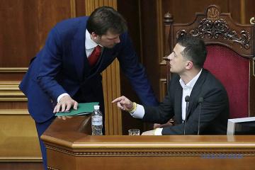 Zelensky: Nous sommes en train de recruter des spécialistes pour travailler au gouvernement