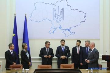 Ukrzaliznytsya et Deutsche Bahn ont signé un mémorandum