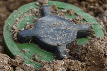 Ukraine at OSCE reminds that it neither produces, nor uses landmines