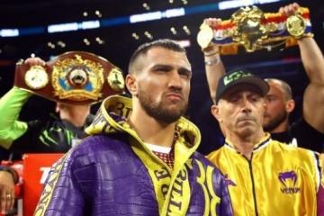 Boxen: Für Kampf mit Lopez erhält Lomachenko sein Rekordhonorar