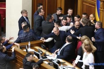 L'ouverture du marche foncier : une bagarre en pleine session parlementaire