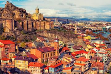 Ukrainische Geschäftsleute begeben sich im Juli nach Georgien