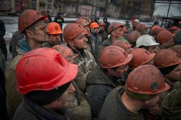 Rückständige Löhne und Gehältern gegenüber Bergarbeitern teilweise ausgeglichen