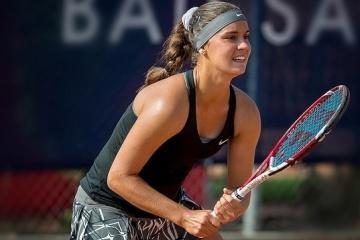 Tennis: Kalinina im Viertelfinale des ITF-Tennisturniers in den USA