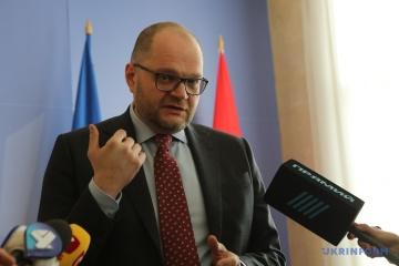 Volodymyr Borodyansky : Les athlètes ukrainiens sont obligés de participer aux compétitions en Russie