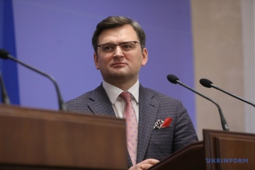 Kuleba: Ukraine needs strategies for de-occupying Crimea and Donbas