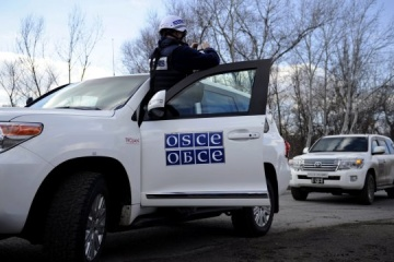 Militants deny OSCE observers full access at four checkpoints in Donbas